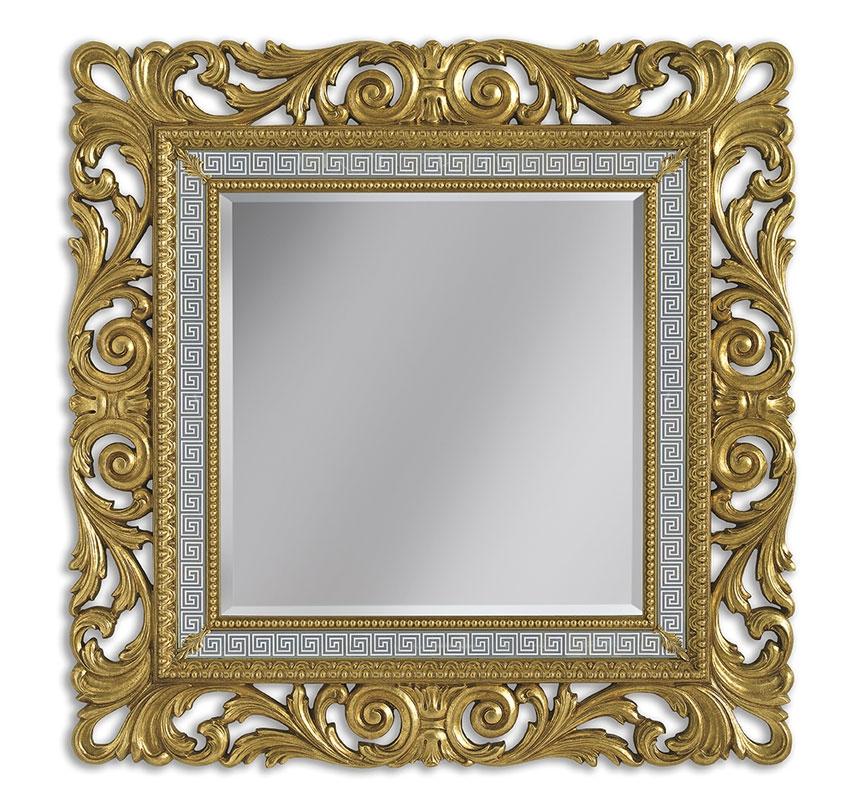 Spiegel quadratisch oder rechteckig Hellas