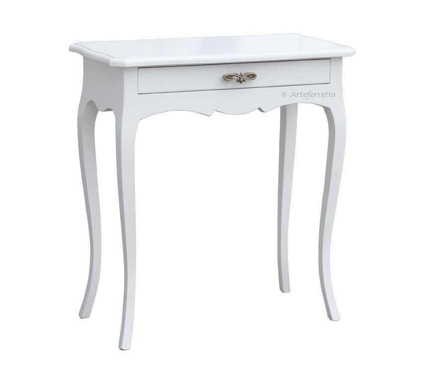 Table console laquée petites dimensions