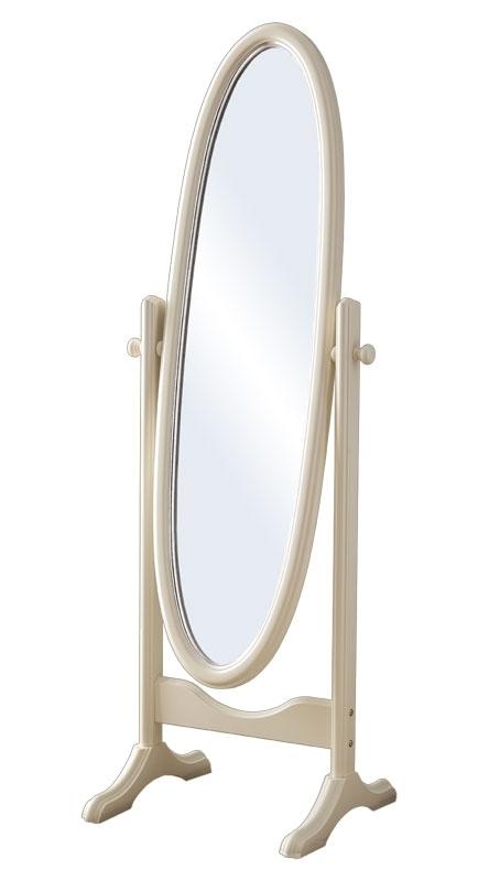 Standspiegel oval H 167 cm