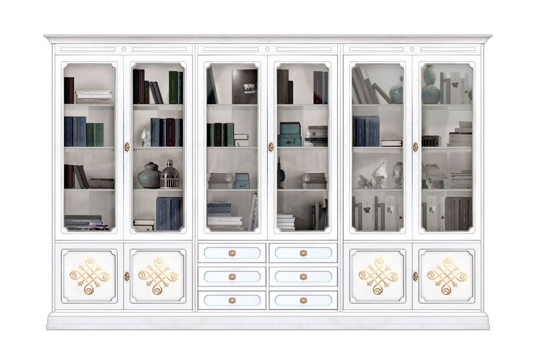 Bibliothèque vitrine modulaire Collection You
