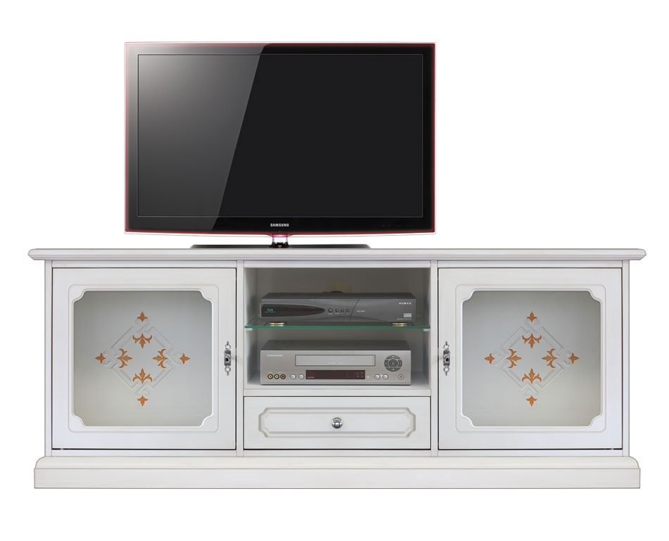 TV-Lowboard Top Glass