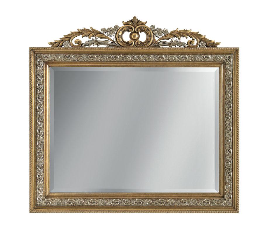 Spiegel Goldrahmen Die Majestät