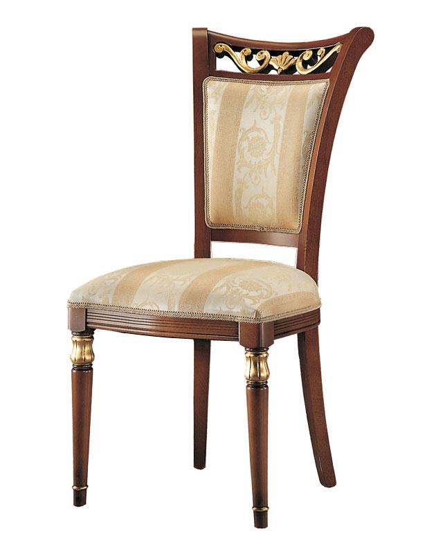 Klassischer Stuhl Gold Lorreine