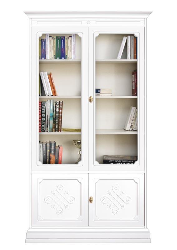 Vitrine bibliothèque YOU