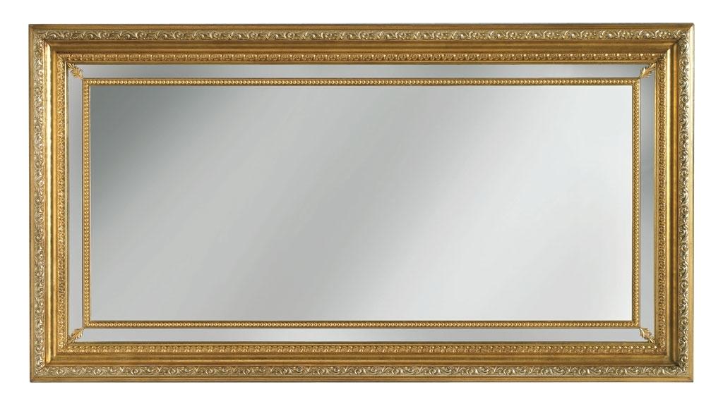 Spiegel Blattgold 195 x 104 cm