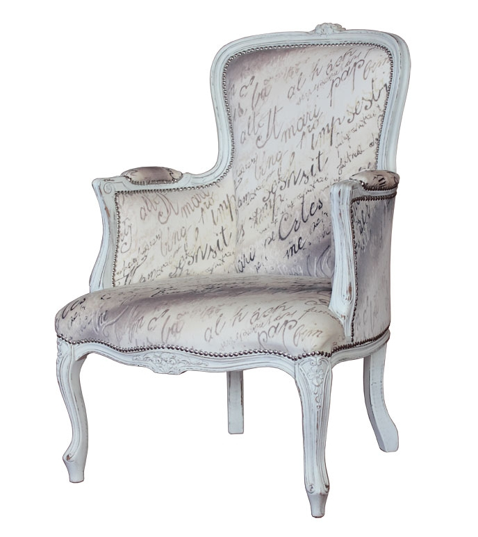 Sessel Harmony mit Polsterung