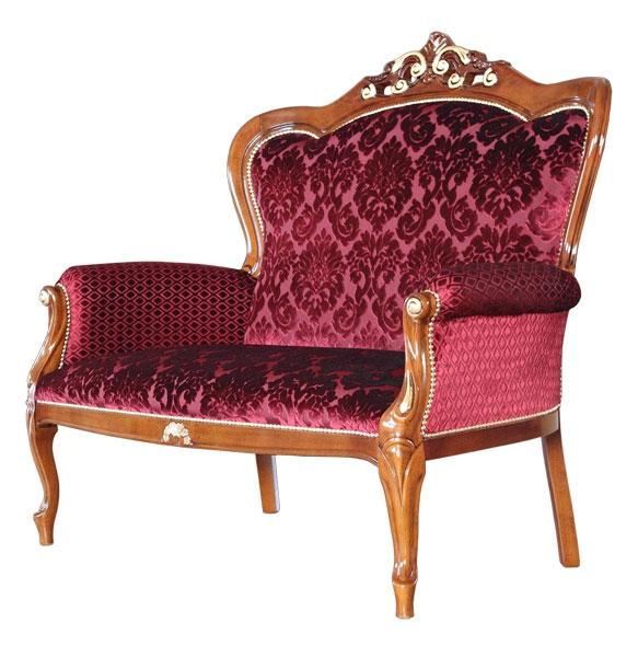 Sofa Classic gold