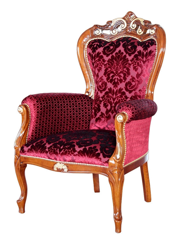 Fauteuil ?Classic gold?