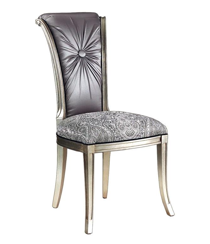 Chaise de style élégante Tiffany