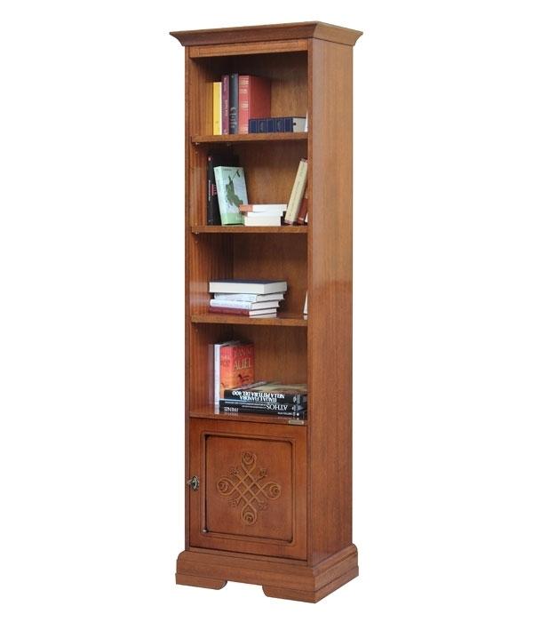 Bücherschrank mit Dekor You