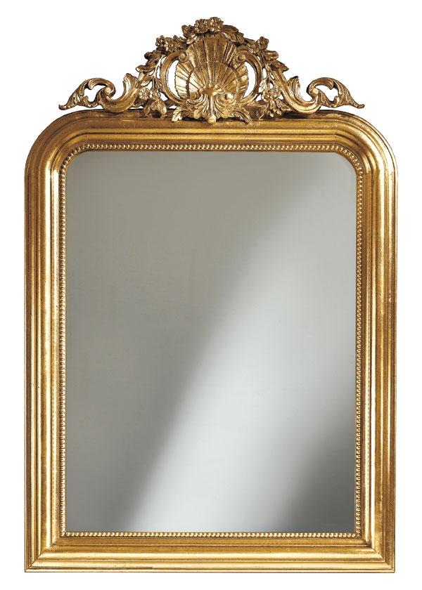 Spiegel Holzrahmen Imperator