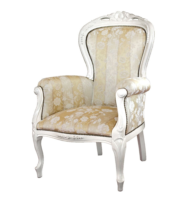 Fauteuil Middleton Rose