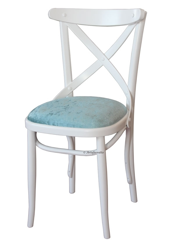 Chaise assise rembourrée Forme