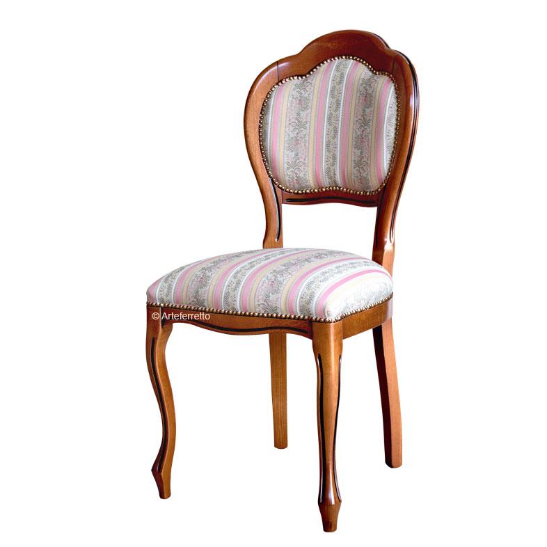 Klassischer Stuhl Arco plus
