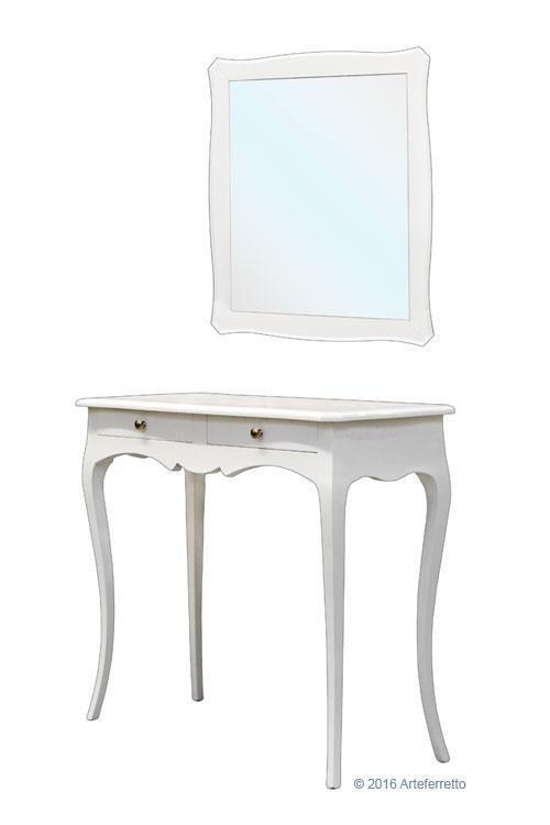 Konsolentisch mit Spiegel Klassisch