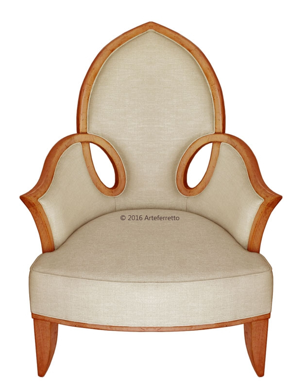 Sessel mit Polsterung Top Design