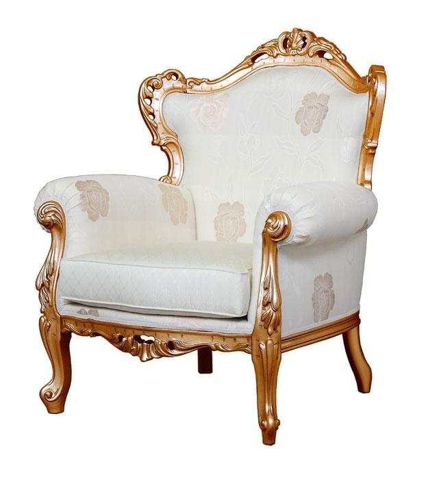Fauteuil classique Royal Elegance