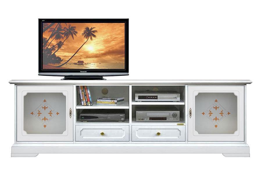 Meuble TV 2m Top Glass