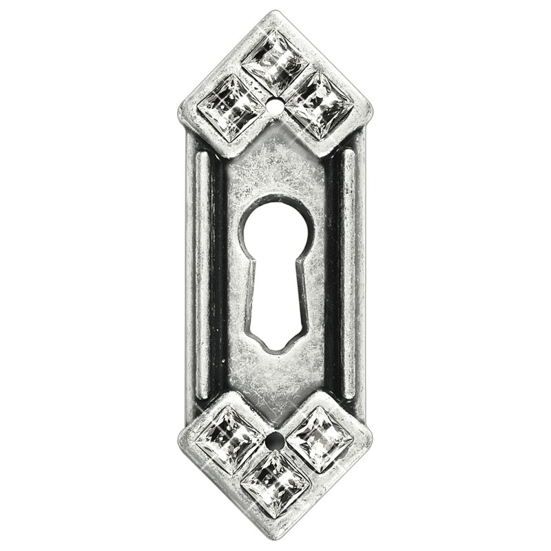 Swarovski-Schlüsselloch