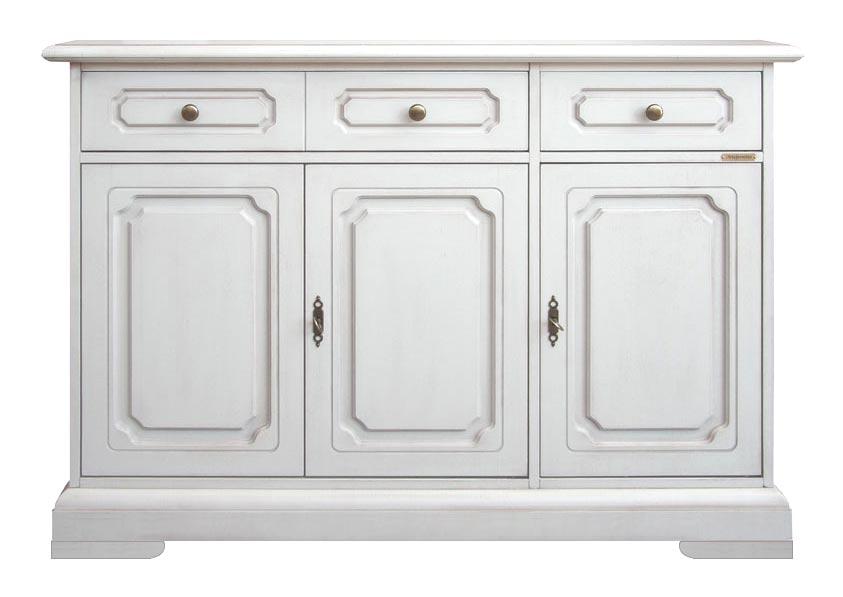 Buffet classique 3 portes 2 tiroirs