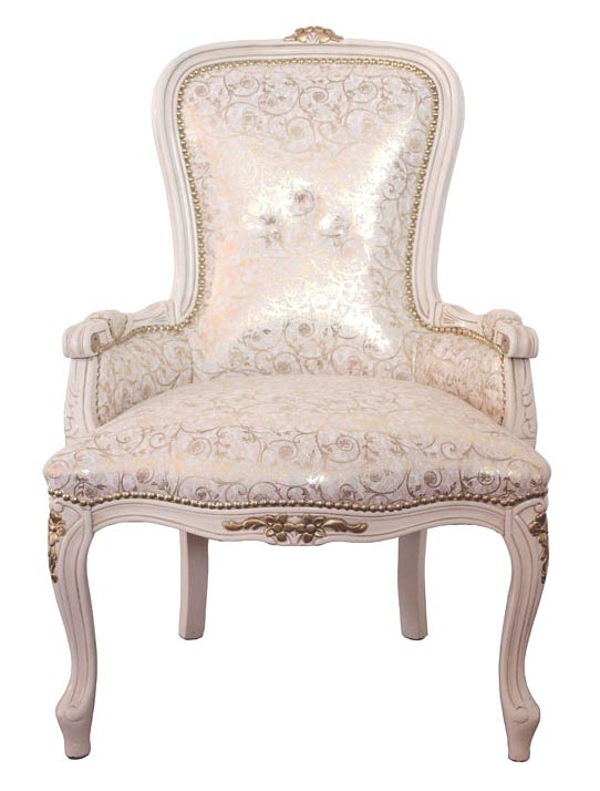 Sessel Queen mit Polsterung