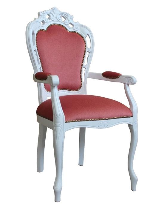 Stuhl mit Armlehnen Klassisch