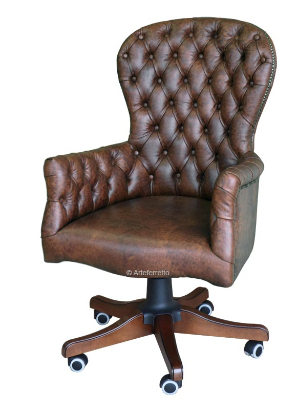 Drehsessel Chesterfield Top Business
