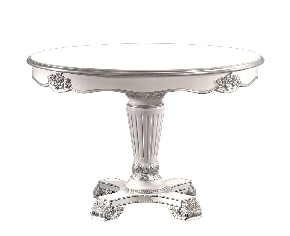 Table ronde fixe 120 cm