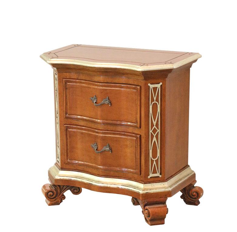 Nachttisch italienisches Möbel Artigianato prezioso