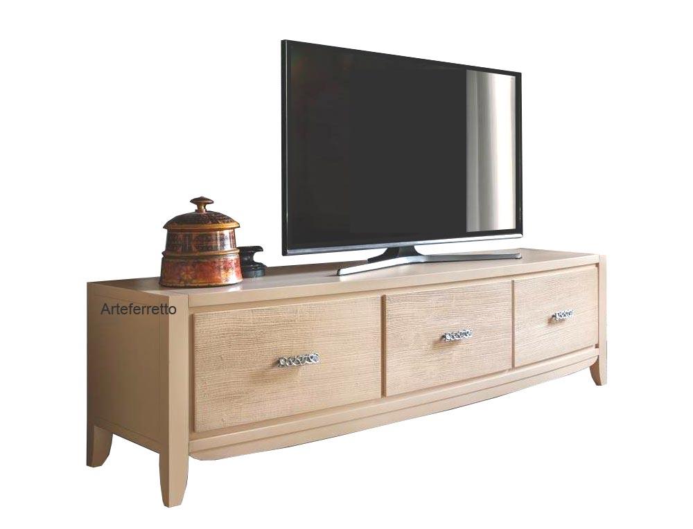 TV Lowboard mit Schubladen Paradise