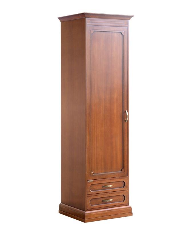 Armoire 1 porte 2 tiroirs