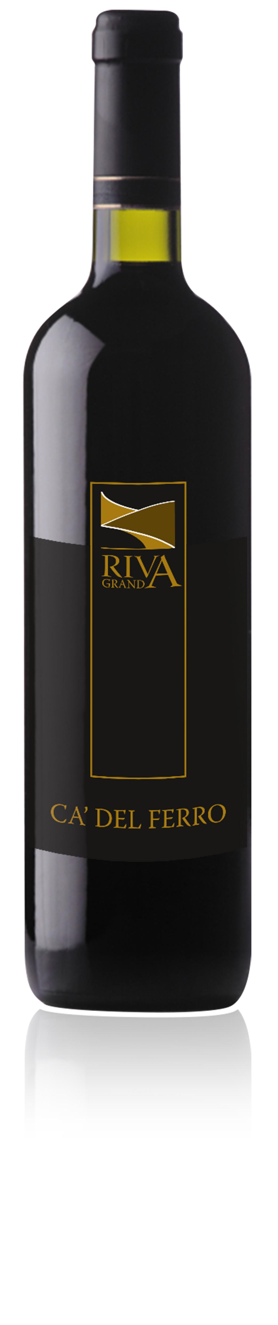CA'DEL FERRO  Riva Granda cabernet sauvignon e merlot