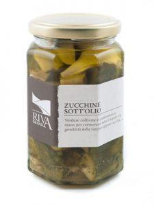 Zucchine sott'olio Riva Granda