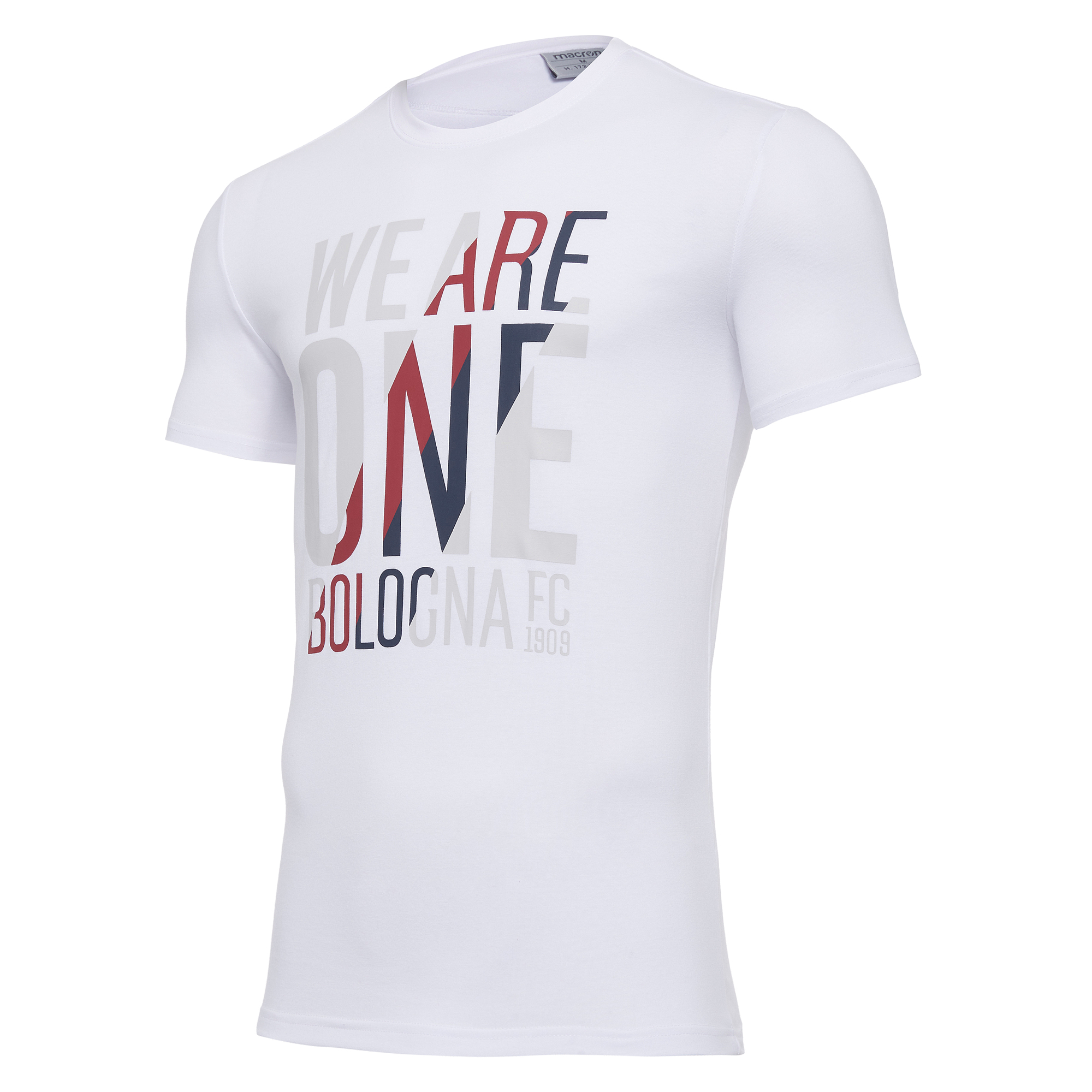 T-SHIRT COTONE WE ARE ONE 2020/21 (Adulto) Bologna Fc