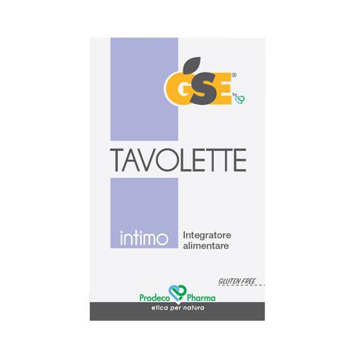 GSE Intimo Tavolette - pilloliera da 60 tavolette