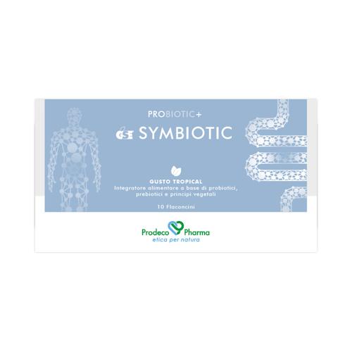GSE Symbiotic 10 flaconi – Gusto Tropical 100ml
