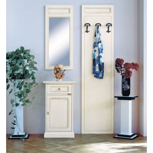 Ensemble meubles d'entrée et couloir laqués Arteferretto