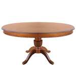 Tables carrées, rondes, rectangulaires, ovales… il y en a pour tous les goûts