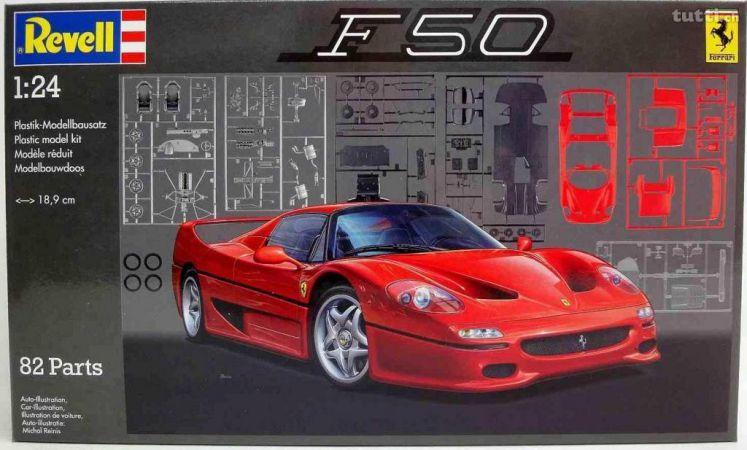 F50 FERRARI