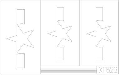 F6F NAT.INS.STARS & BARS