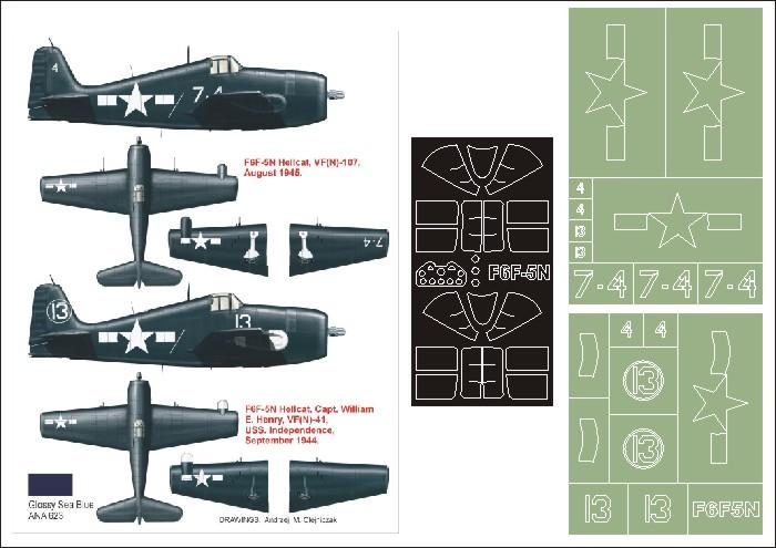 F6F-5N HELLCAT