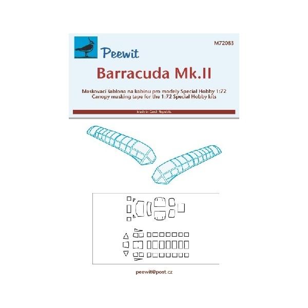 FAIREY BARRACUDA MK.II