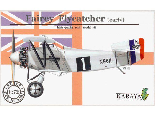 FAIREY FLYCATCHER (EARLY)