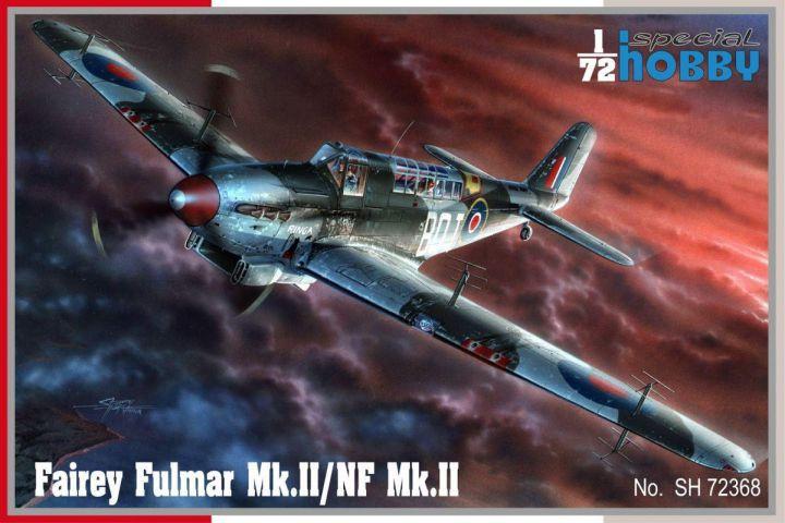 FAIREY FULMAR MK. II/ NF MK. II