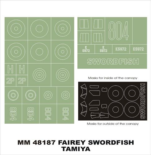 FAIREY SWORDFISH MKI