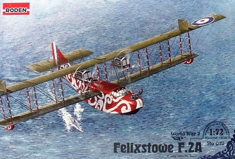 FELIXSTOWE F.2A EARLY VER