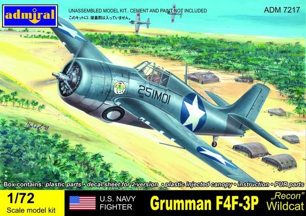 F4F-3P RECON WILDCAT