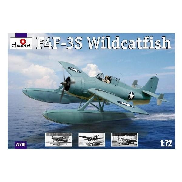 F4F-3S 'WIDCATFISH'