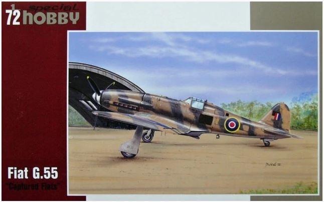 FIAT G.55 'CAPTURED FIAT'