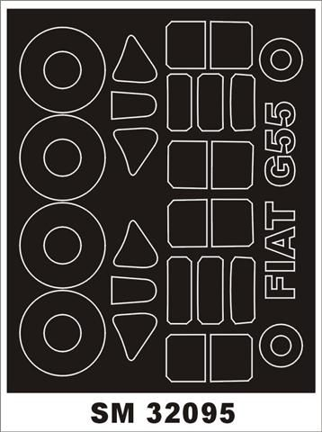 FIAT G55 / PCM